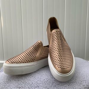 Restricted Vanessa Platform Slip-On